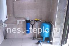 Ввод воды в дом